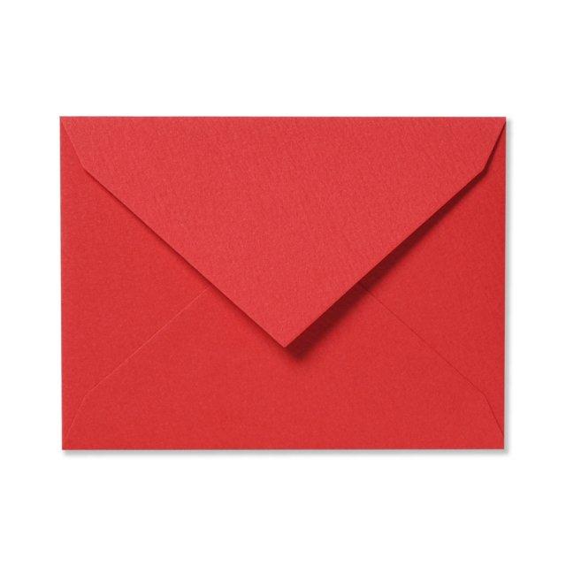 ふみ揃え封筒 ピュアレッド