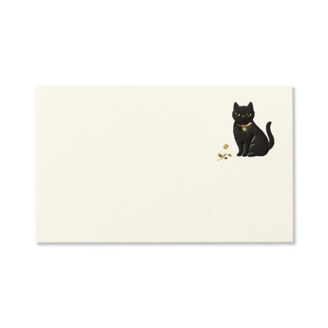 ミニメッセージカード Cat
