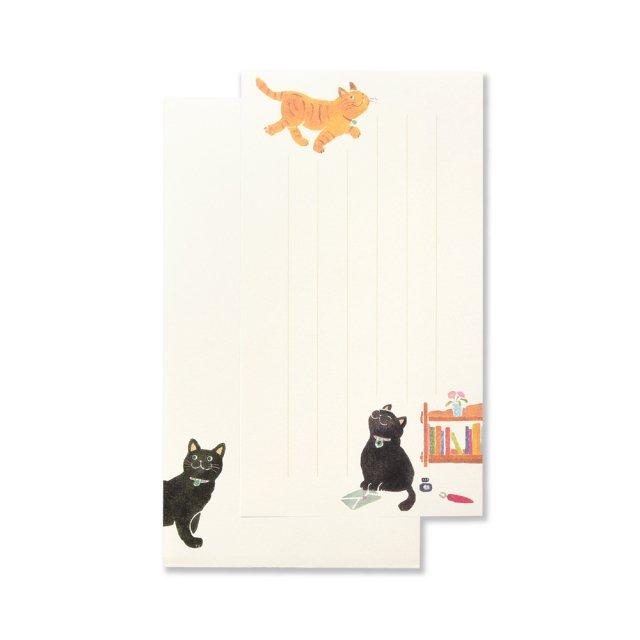一筆箋セット ウチの猫