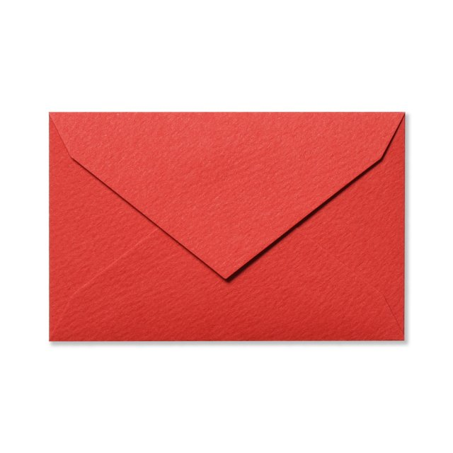 ミニメッセージカード用封筒 ピュアレッド
