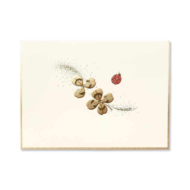 カード Ladybird テントウムシ多目的