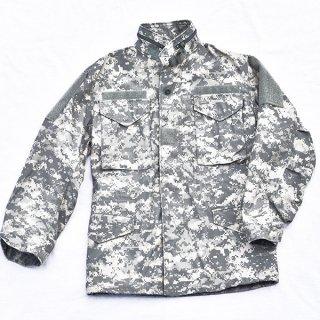 米軍M65フィールドジャケット・ACU迷彩 実物中古極上品