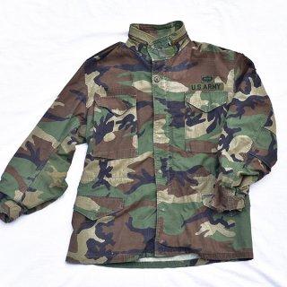 米軍M65フィールドジャケット・ウッドランド迷彩
