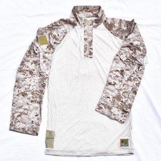 米軍海兵隊MARPATデザート迷彩シャツ 実物新品