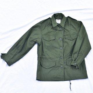 米軍ベトナム戦時Womensフィールドジャケット 実物デットストック