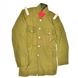 旧日本陸軍昭5式、45式大尉制服上着(レプリカ)