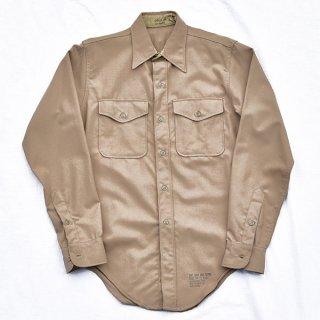 米軍実物カーキシャツ 実物新品