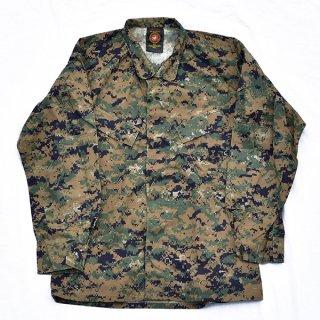 米軍海兵隊MARPATウッドランド迷彩BDU 実物中古極上品