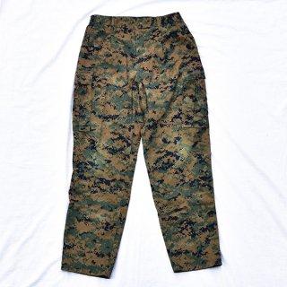 米軍海兵隊MARPATウッドランド迷彩BDUパンツ 実物中古極上品