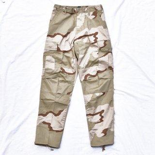 ロスコ社BDU3カラーデザート迷彩パンツ
