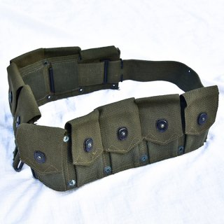 米軍ガーランド弾帯ベルト 実物新品