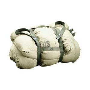 アメリカ軍キャリングストラップ 軍幕・寝袋携帯用 実物未使用品
