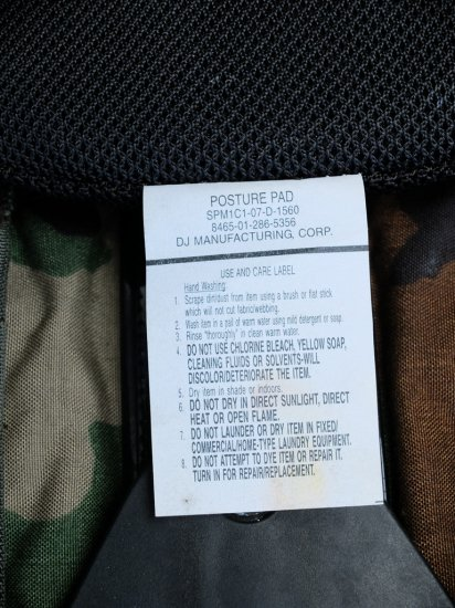 アメリカ軍ラージパック 実物新品