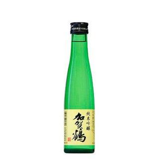 加賀鶴「純米吟醸」180mlスリム瓶