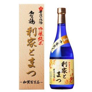 加賀鶴「利家とまつ 吟醸純米」720ml