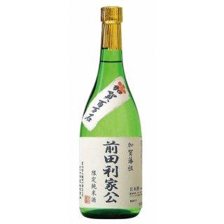 加賀鶴 特別純米酒「前田利家公」720ml