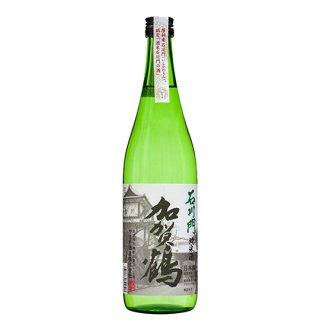 加賀鶴 純米酒「石川門」720ml