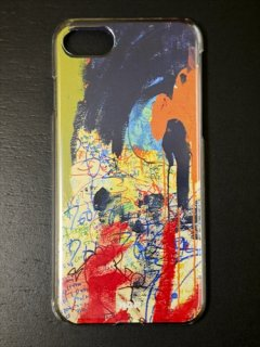 GRAPHIC ART CASE & DRESS UP SHEET (for iphone 7/8)