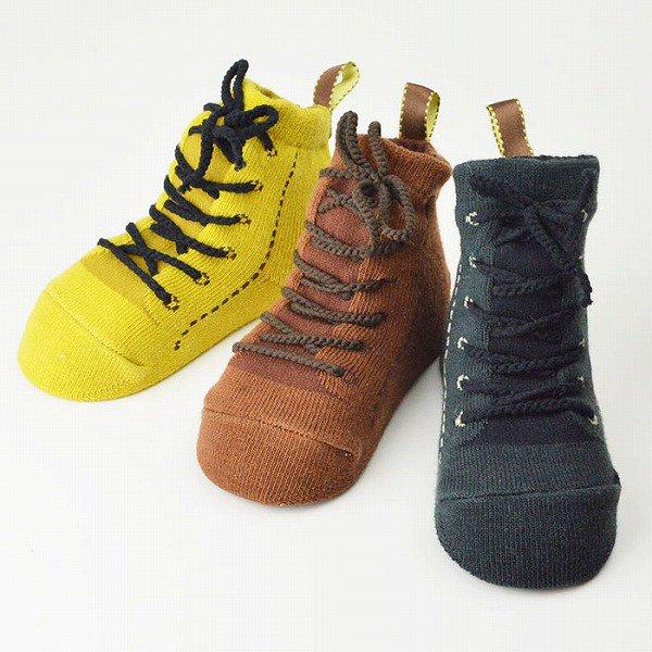 ポップアップソックス / POMPKINS(ポプキンズ)/ 編み上げブーツ