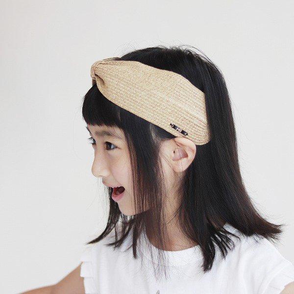ペーパーヘアバンド / MR(マル)/ 120cm〜レディース