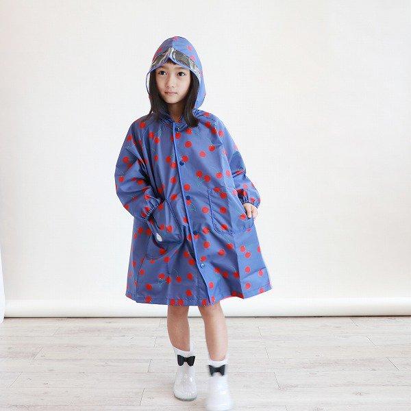 レインコート / コン系 / MR(マル)/ 90-140cm