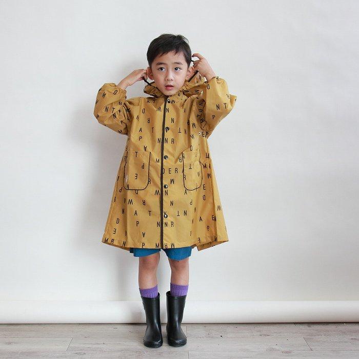 レインコート / ベージュ / MR(マル)/ 90-140cm