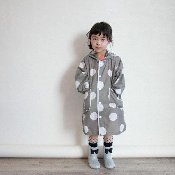 レインコート / グレー系 / MR(マル)/ 90-140cm
