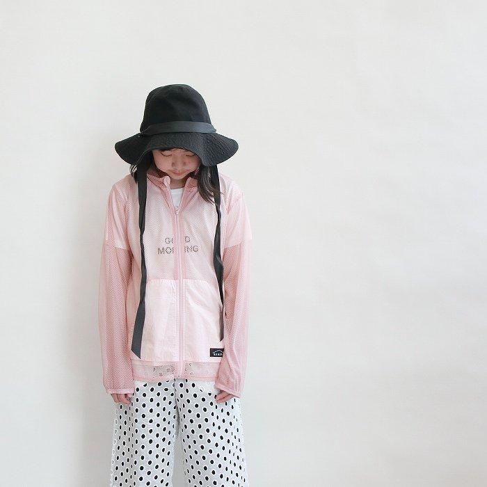 インセクトシールドメッシュパーカー / MAMORU(マモル)/ ピンク / 80-160cm