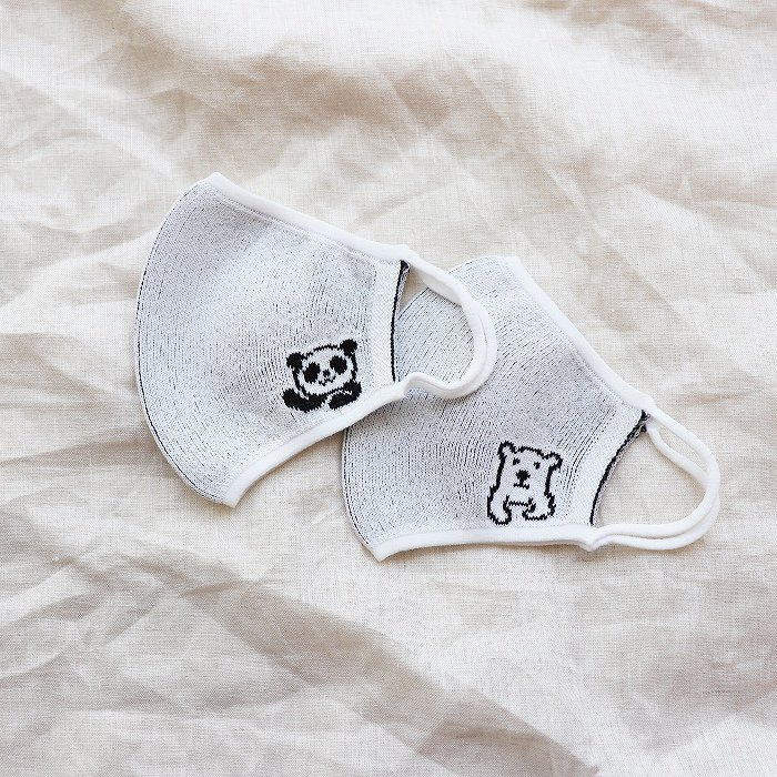 子供用和紙マスク / ami amie(アミアミ)
