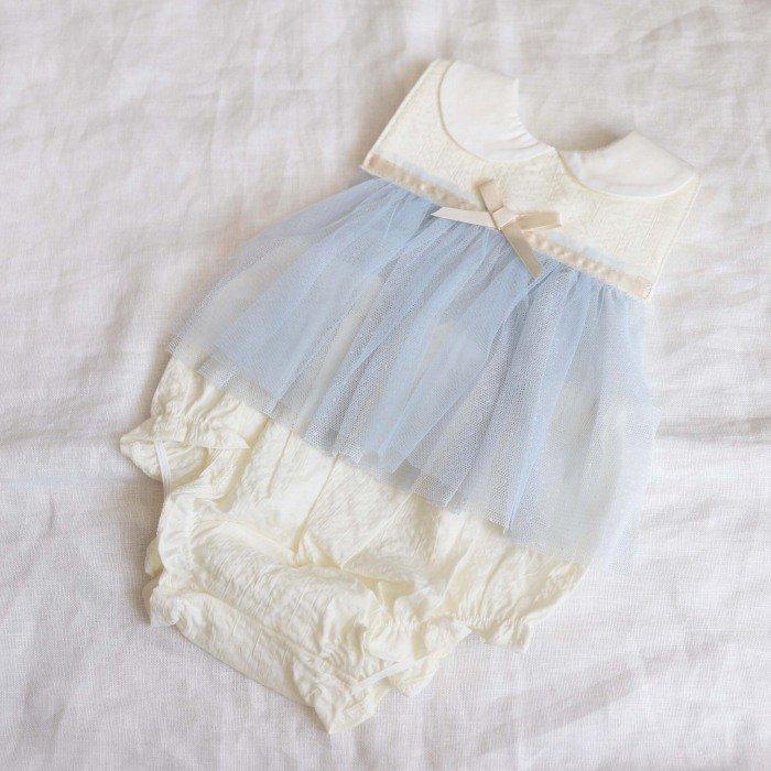DRESS(エプロン&ブルマSET)  / Leapepe(レアペペ)/ ホワイト