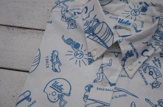 "CHESWICK ""UCLA print shirt"""