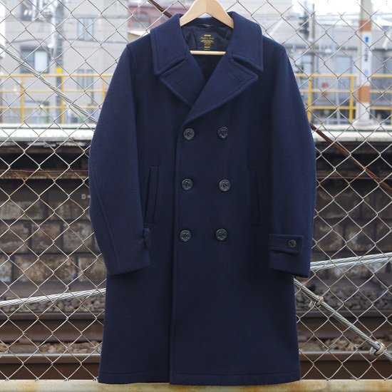 "FIDELITY ""LONG P-COAT"""