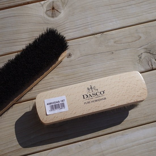 """DASCO """"ホースヘアブラシ"""""""