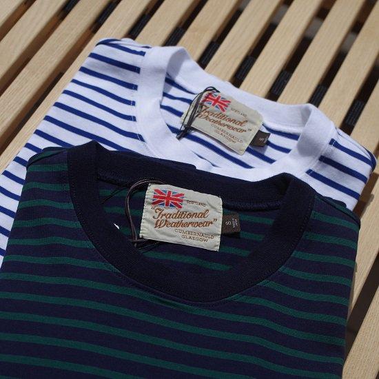 """Traditional Weatherwear """"ドロップショルダー Tシャツ"""""""
