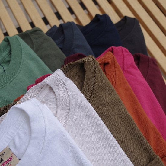 "GOODWEAR ""S/S CREW NECK POCKET TEE"""