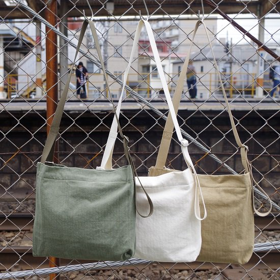 "TOOLS ""newspaper bag"""