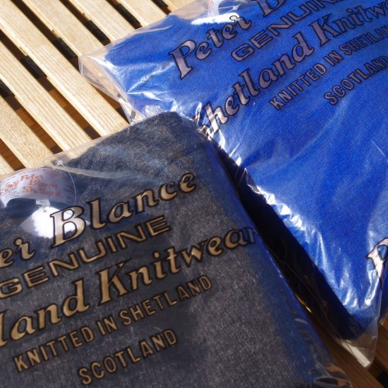 "PETER BLANCE ""Shetland Sweater"""