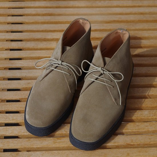 "Tricker's ""MUD GUARD Chukka boot"""