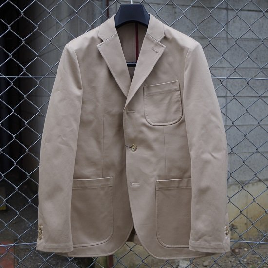"Pt.Alfred ""Super Chino 3B Jacket"""