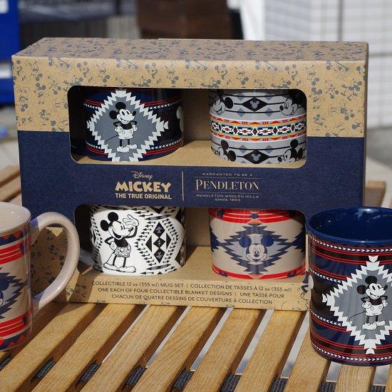 """PENDLETON""""Collectible Ceramic Mug Set"""""""