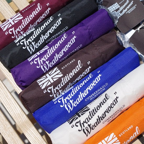 "Traditional Weatherwear ""LIGHT WEIGHT UMBRELLA"""