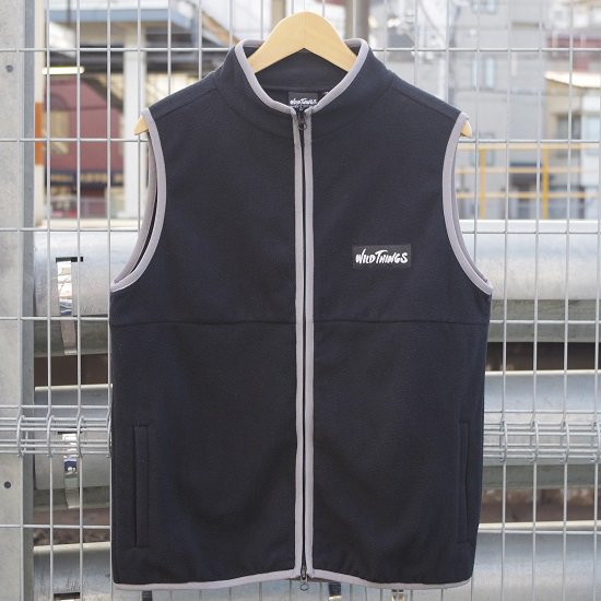 "WILD THINGS ""FLEECE MAGIC VEST"""