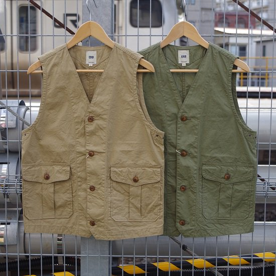 "【30%OFF】 FOB FACTORY ""F2397 TRAVERSE VEST"""