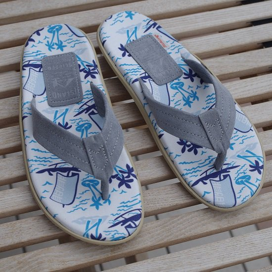 "ISLANDSLIPPER×FileMelange""KAI"""