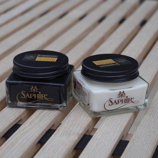 """SAPHIR Noir """"コードバンクリーム"""""""