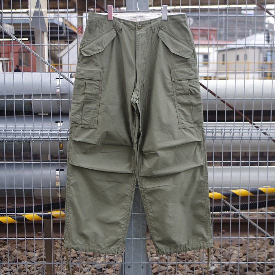"FOB FACTORY ""F0490 M65 TROUSERS"""