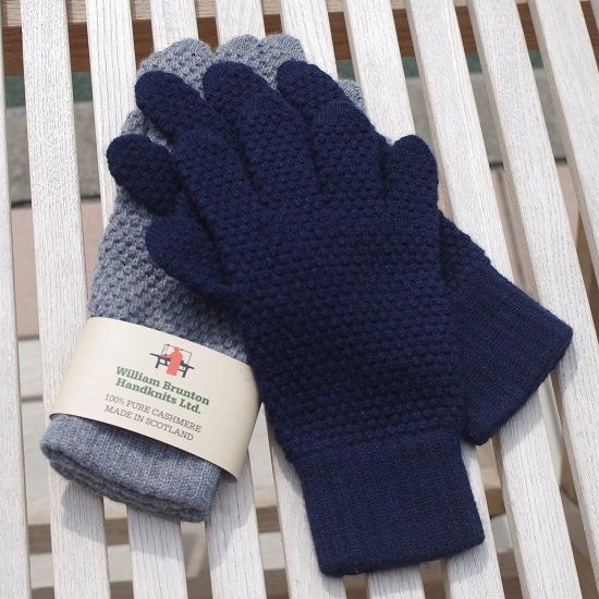 "【10%OFF】 WILLIAM BRUNTON ""Cashmere gloves"""