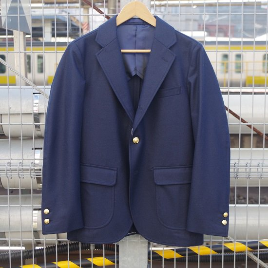 "【10%OFF】 HYPERION×SECOURS ""CANONICO FLANNEL BLAZER"""