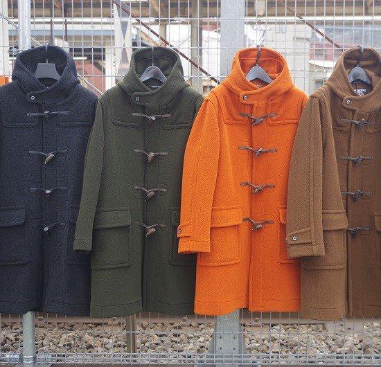 "【10%OFF】 INVERTERE ""Newton Abbot L/Length Duffle Coat"""