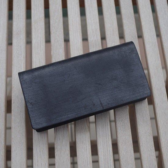 "SLOW ""bridle long wallet"""